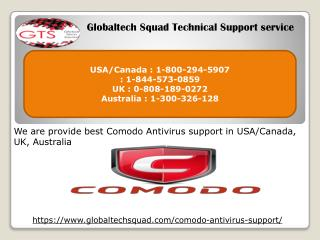 Comodo Antivirus Support in USA Toll-Free: 800-294-5907