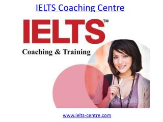 Best Institutes for IELTS, PTE