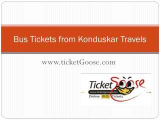 Konduskar Travels