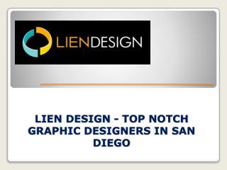 Lien Design - Top Notch Graphic Designers in San Diego