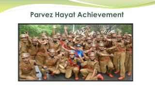 Successful IPS Officer- Parvez Hayat,Parvez Hayat Linkedin