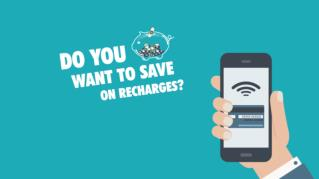 How to get free recharge coupons and cashback