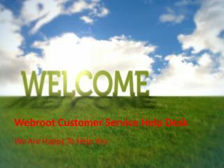 Webroot Antivirus Support Number @ 1-800-323-9330