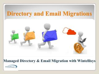 Secure Directory and Email Migration Services with Wintellisys