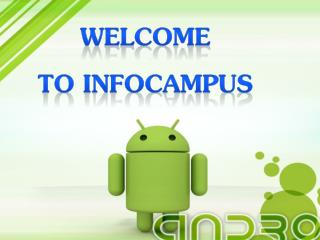 Android Training Course In Bangalore
