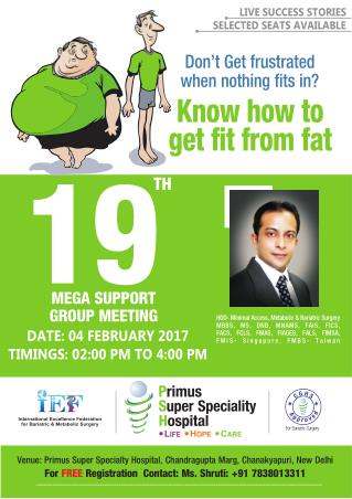 19 Mega Camp at Primus Super Specialty Hospital