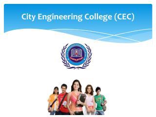 City Engineering College Bangalore