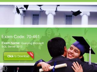 Microsoft 70-461 Free Exam Questions