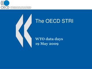 The OECD STRI
