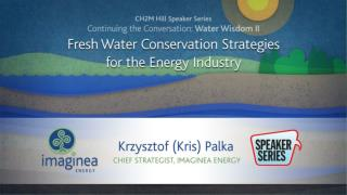 Freshwater Conservation Strategies for the Energy Industry