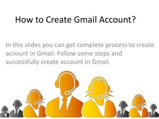 How Create New Gmail Account