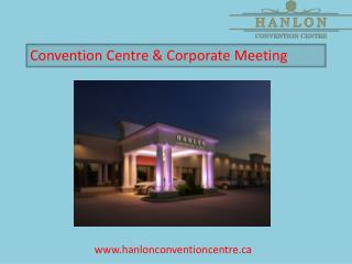 Weddings Banquets Hall | Convention Centre in Canada