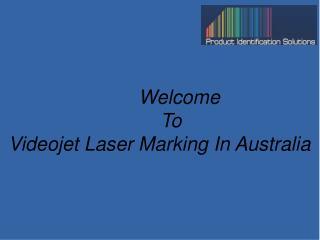 Videojet Labelling Inkjet Printers australia