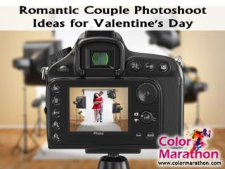 Romantic Couple Photoshoot Ideas for Valentine's Day