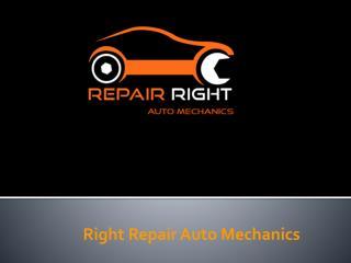 Car repair shops sunshine west