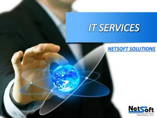 IT Consulting Services & Solutions