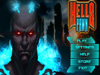 Hellspawn-Comic Action Game for Mobile