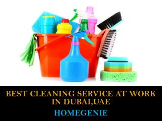 Book your Home Cleaning and Maid Services in Dubai, UAE