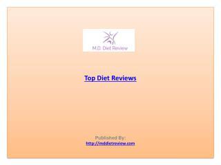 Top Diet Reviews