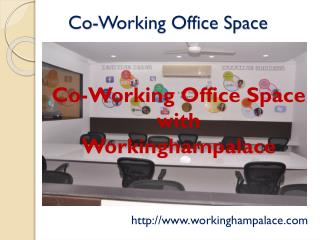 Co-WorkingOffice Space in Gurgaon