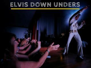 Elvis Down Under