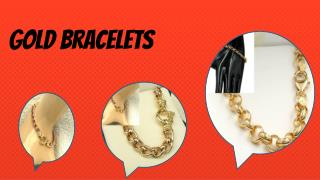 Gold Bracelets Online - Jewellery Shop