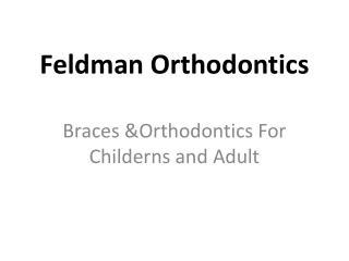 foldman orthodontics