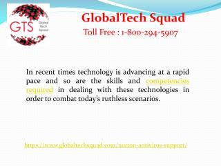 Norton antivirus software Toll-free number 1-800-294-5907