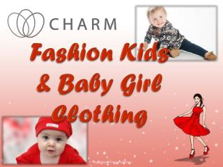 Fashion Kids & Baby Girl Clothing