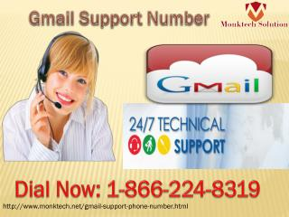 Gmail support number 1-866-224-8319 and give Gmail account in safe hand