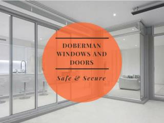 Doberman Windows and Doors Services