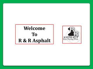 Complete Property Management Service in Milford | R & R Asphalt