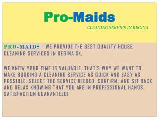 Pro-Maids