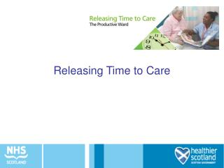 Releasing Time to Care