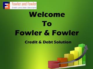 Get credit repair company online