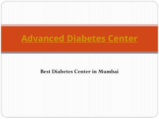 Dr. Jacob Thomas - Advanced Diabetes Center