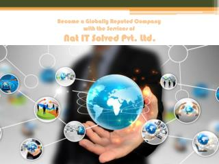 Become a Globally Reputed Company with the Services of Nat It Solved