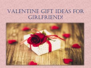 Valentine Gift Ideas for Girlfriend | GiftaLove