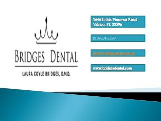 Maintain Dental Hygiene For Dazzling Smile with Female Dentist In Lithia