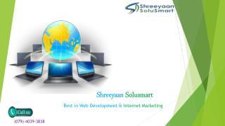 Shreeyaan Solusmat | (079)-4039-3838