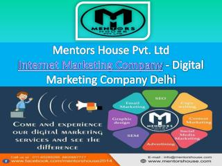 internet Marketing Company - MentorsHouse