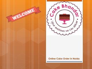 Cake Bhandar - Online Cake Order in Noida