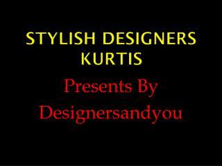 Designer Georgette Kurtis | Chiffon Kurtis By Designersandyou |