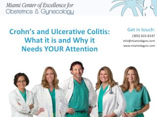 Crohn's and Ulcerative Colitis: What it is and Why it  Needs YOUR Attention
