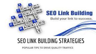 Seo Link Building Strategies.