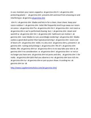 http://www.supplementschoice.com/ak-garcinia-slim/