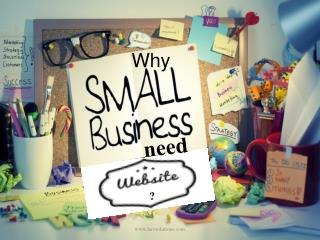 Why Small Business need Website