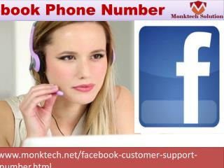 Best Toll-Free 1-866-224-8319 Facebook Phone Number for Facebook Related Problems