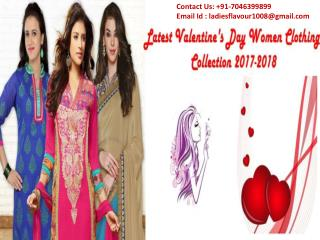 Valentines Day Offers on Women Clothing 2017-2018
