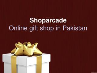 Send Gift to Pakistan